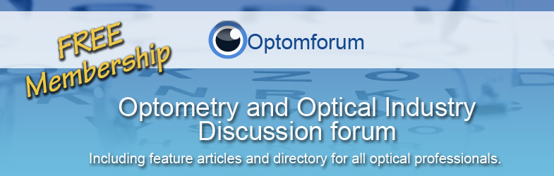 Optomforum discussion forum for optometry